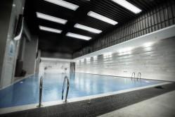 svetla montaz bazen