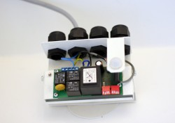 Kaskadova regulace ridici ele ktronika svitidel instalace