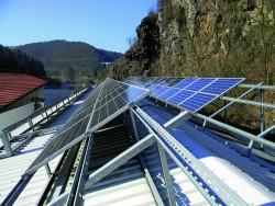 Instalace fotovoltaickych panelu Solarius PolyPLUS