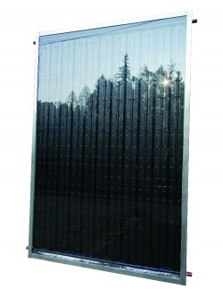Kolektor Solarius WaterEnergy p ro teplovodni solarni ohrev