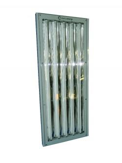 Energeticky usporne vykonove trubicove svitidlo do interieru s 5 trubicemi