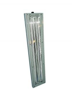 Energeticky usporne vykonove trubicove svitidlo do interieru se 2 trubicemi