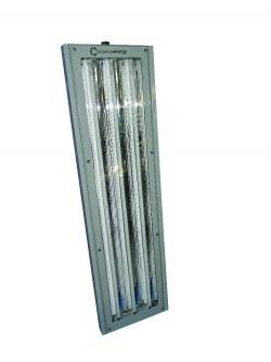 Energeticky usporne vykonove trubicove svitidlo do interieru se 3 trubicemi