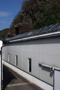 Fotovoltaika instalace